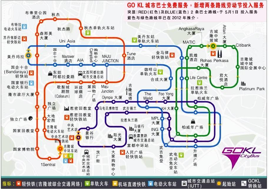 GOKL-CityBus Chinese ver