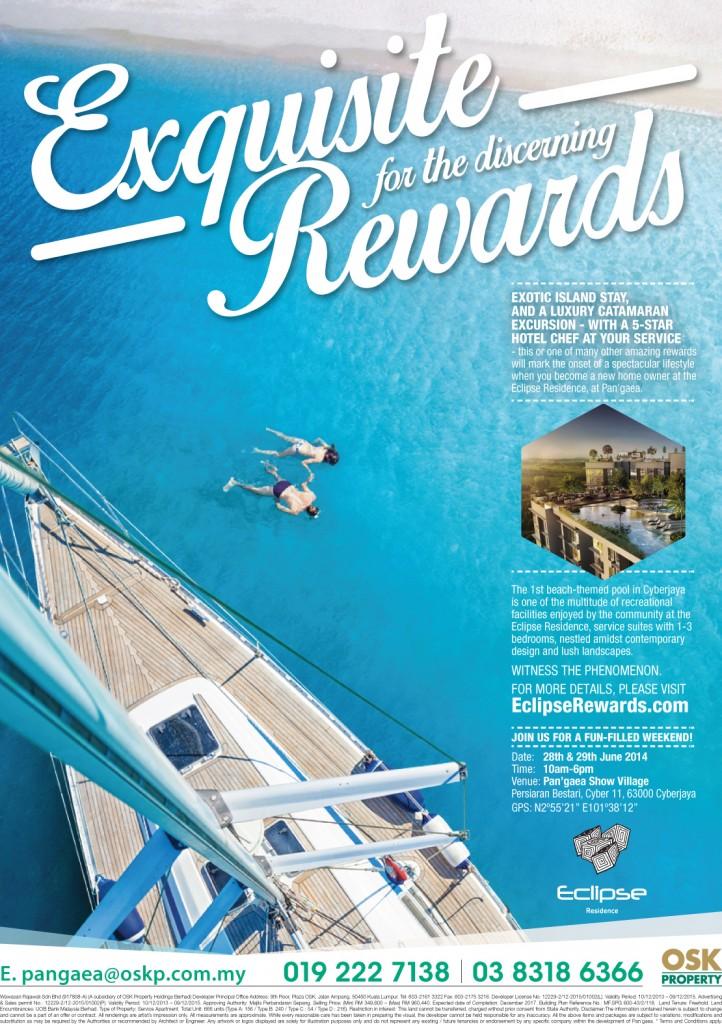 Eclipse Rewards