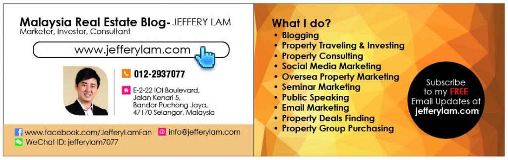 JeffreyLam.com NameCard