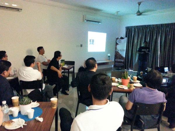 Jom Coffee Cyberjaya Overall Presentation