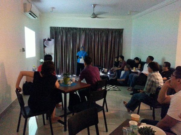 Jom Coffee Gardenview Presentation