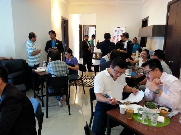 Jom Coffee mingling 2
