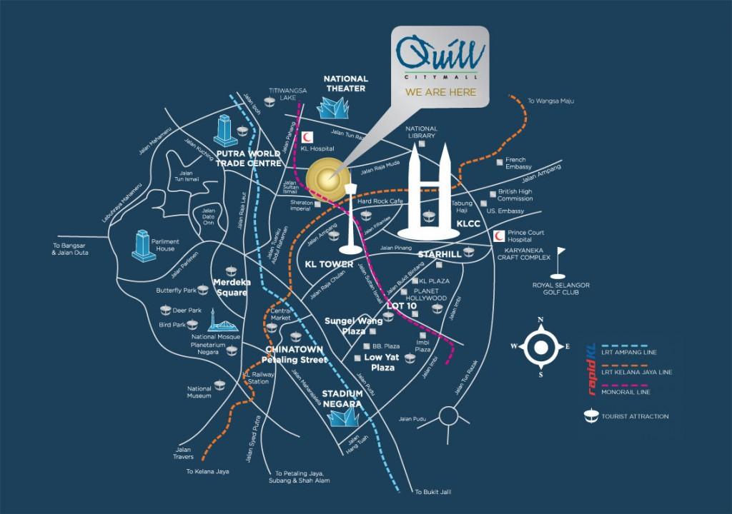 QuillCityMall_Map