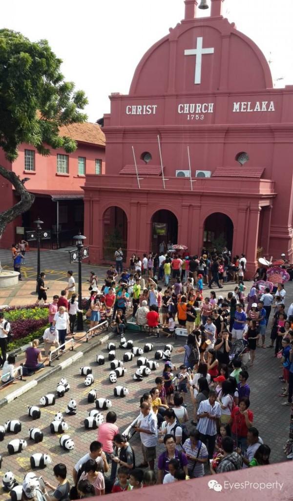 Panda in Malacca 01