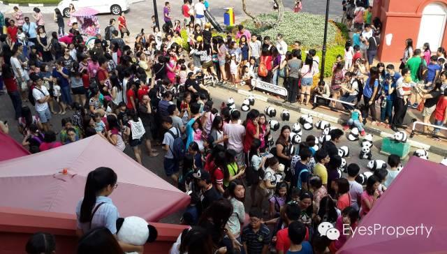 Panda in Malacca 02