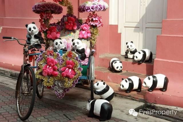 Panda in Malacca 04