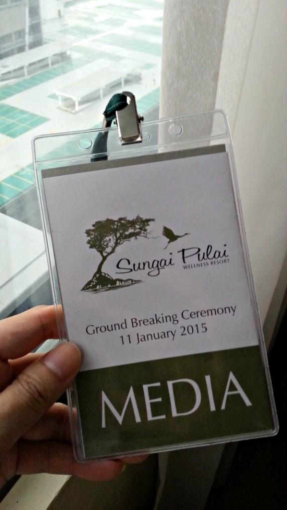 media lanyard