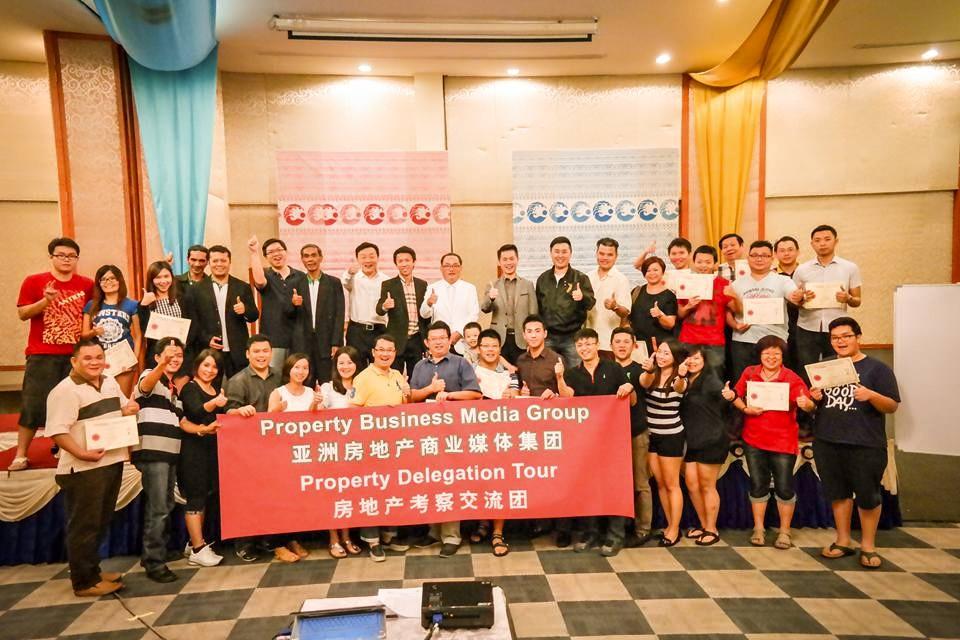 PBM Melaka Property Delegation Tour 01