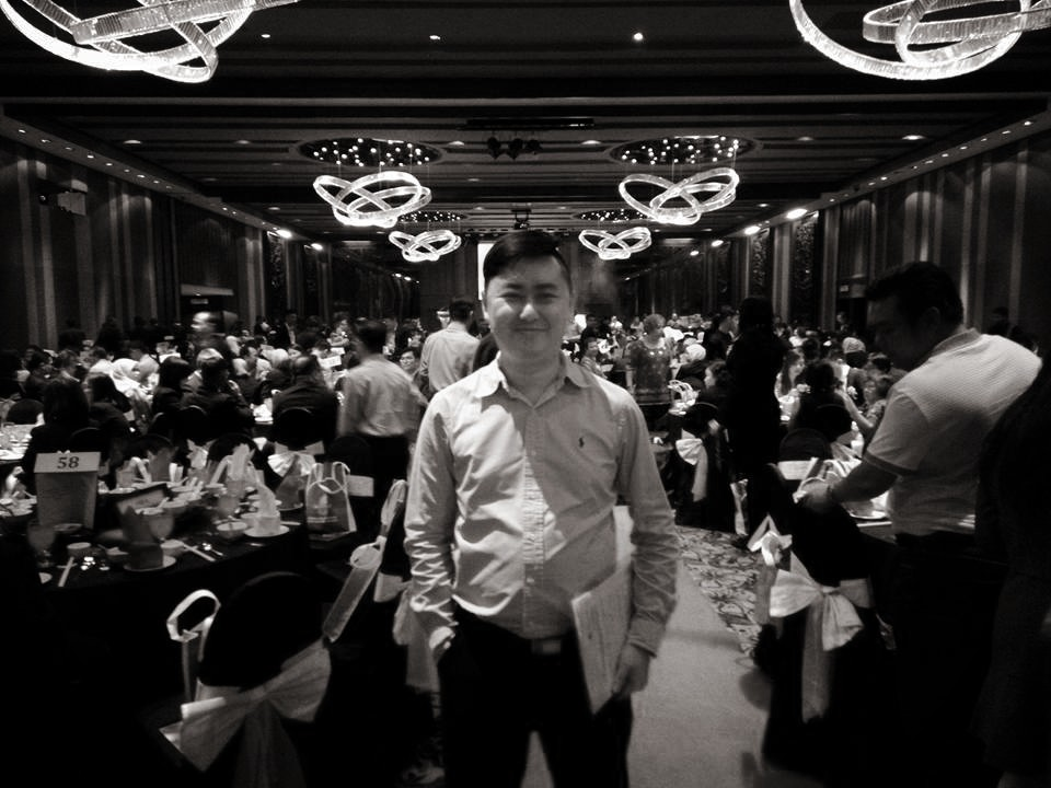 Jeffery Lam at PJ Hilton 2016
