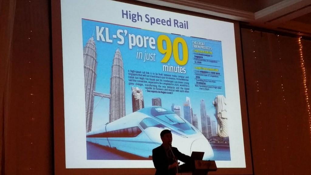 Sovereign Bay Talk - Jeffery Lam