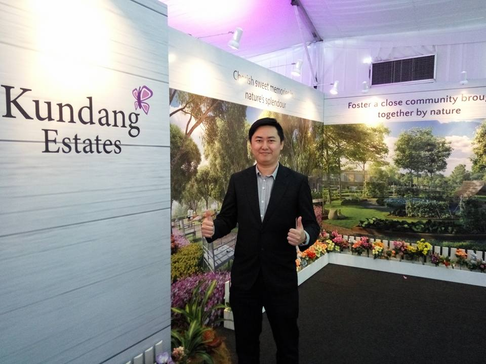 Jeffery Lam at Kundang Estates Country Fest