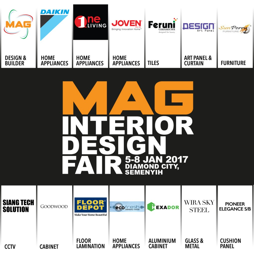 Mag Interior Design Fair At Diamond City Semenyih