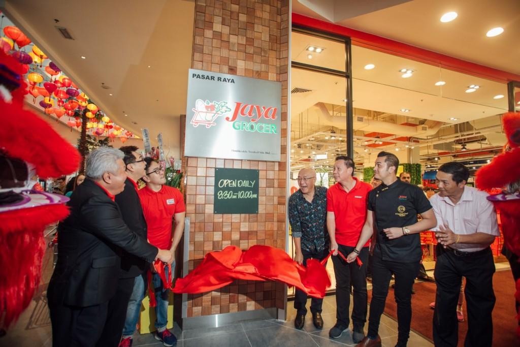 Jaya Grocer Sunway Iskandar Citrine Hub Opening
